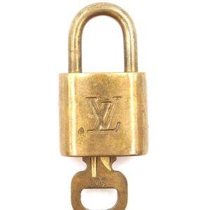 Gold Lock Keepall Speedy Key Set #301 Bag